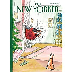 The New Yorker, December 13th 2010 (Ariel Levy, John Cassidy, John Lahr)