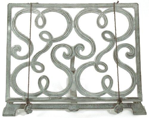 cast iron cookbook stand - 9