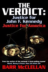 The Verdict: Justice for John Kennedy, Justice for America Hardcover