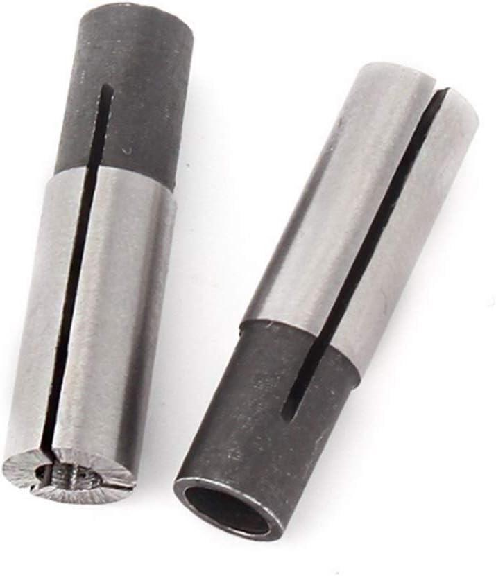 MOUNTAIN MEN 5pcs 6 mm /à 3,175 Gravure mordit Outil CNC routeur Adaptateur for 6 mm Collet