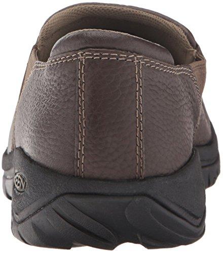 Keen Austin Slip-On Herren US 12 Braun Pantoletten Schuhe
