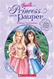 img - for Barbie: Princess and the Pauper Jr. Chapter Book book / textbook / text book