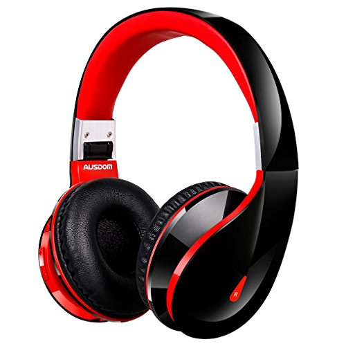 4' Standard Loudspeaker (Wensltd Wireless Bluetooth Foldable Headset Stereo Headphone Earphone for iPhone)