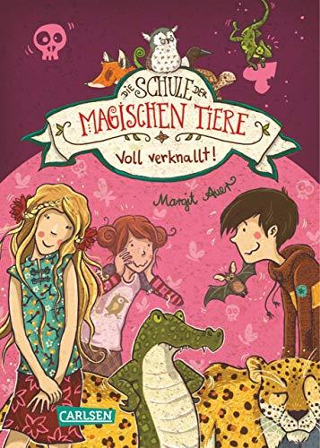 Die Schule der magischen Tiere 8: Voll verknallt! (German Edition) por Margit Auer