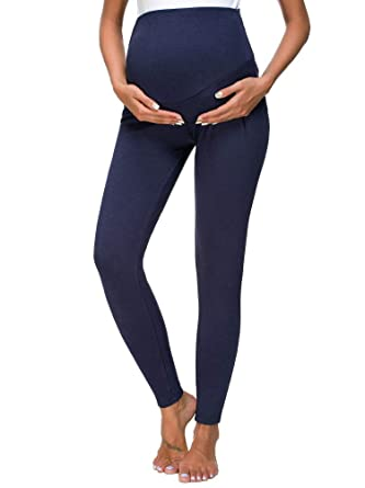 7b8c350c7ba Love2Mi Pregnant Women Work Pants Stretchy Maternity Skinny Ankle Trousers  Slim Women