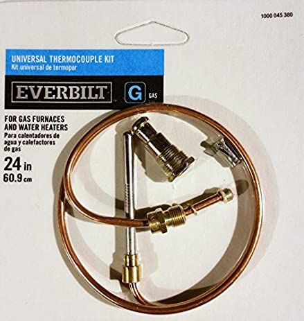 Universal Thermocouple Kit, 24 in. by Everbuilt