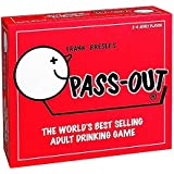 Pass Out Board Game Drinkers Party Game