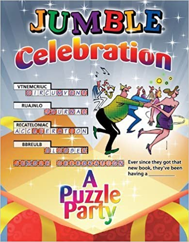 Book Jumble Celebration: A Puzzle Party (Jumbles) by Tribune Media Services (2008-10-01)