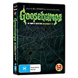 Goosebumps Complete Series Exclusive Collection - Seasons 1 - 4