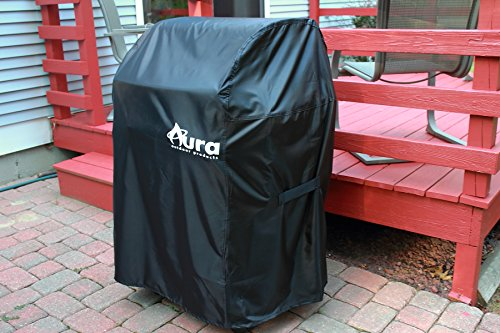 BBQ Cart Cover for Weber Spirit 210 Grill by Aura Outdoor Products