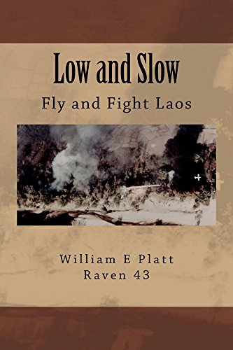 Low and Slow: Fly and Fight Laos
