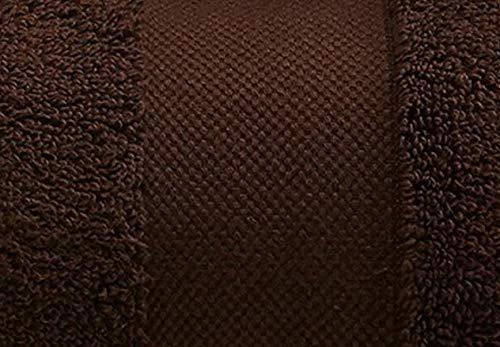 RALPH LAUREN Wescott 6 Piece Bath Towel Set - 100% Cotton, Artist Brown , 30 x 56 inches  by RALPH LAUREN (Image #3)