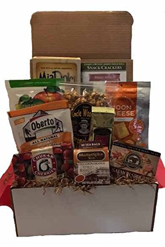 Gourmet Seattle Gift Box (Seattle Gift Delivery)