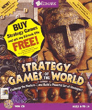 Edmark School Products Strategy Games of the World