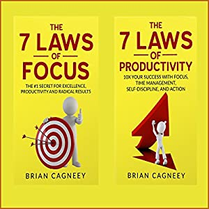 The 7 Laws of Time Management: Two Manuscripts Audiobook