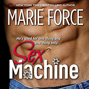 Sex Machine Audiobook