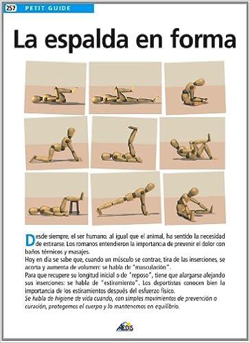 La espalda en forma: 9782842595760: Amazon.com: Books