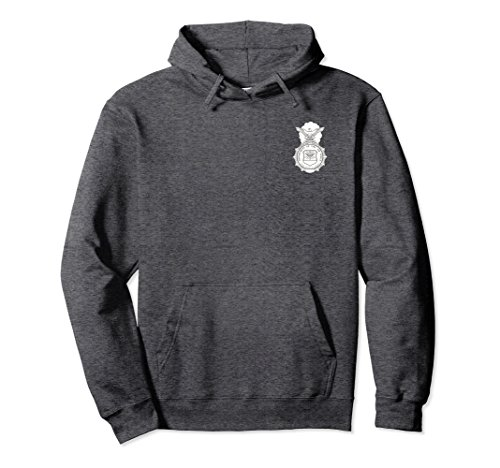 Unisex Air Force Security Forces Defender Badge Military Hoodie 2XL Dark - Badge Forces Security
