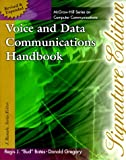 img - for Voice and Data Communications Handbook: Signature Edition (McGraw-Hill Computer Communications Series) book / textbook / text book