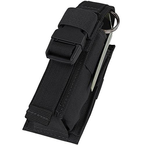 Flashbang Grenade Pouch - Condor Single Flashbang Pouch - Black