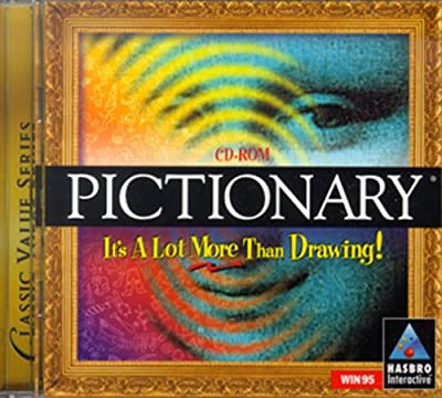 Pictionary (Jewel Case) - PC