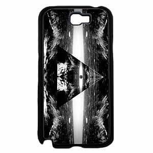 Illuminati - TPU RUBBER SILICONE Phone Case Back Cover Samsung Galaxy Note II 2 N7100