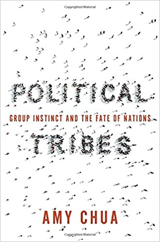 Image result for political tribes, amy chua