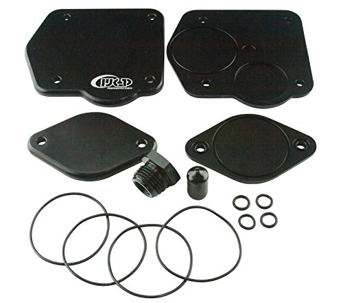 - (Compatible With Sea-Doo) Deluxe Billet RXP RXT GTX RXP-X RXT-X Performance OPAS Block Off Kit