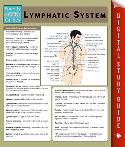 Lymphatic System (Speedy Study Guides)