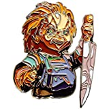 Cult of Chucky Doll Collectible Killer Horror Alternative Art Movie Pin