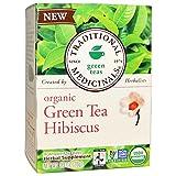Traditional Medicinals Tea Grn Hibiscus Org