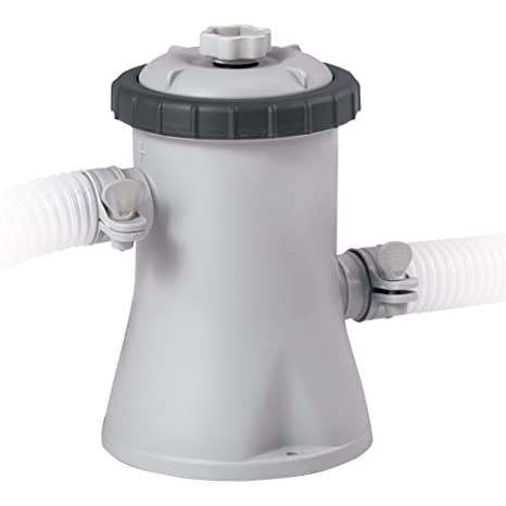 Intex 28602 - Depuradora cartucho tipo H Krystal Clear 1.250 litros/hora