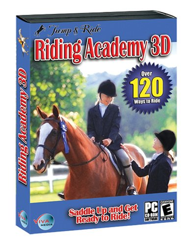 Jump and Ride: Riding Academy 3D