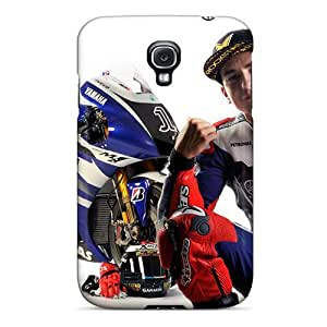 Quality Mwaerke Case Cover With Jorge Lorenzo Sports Nice Appearance Compatible With Galaxy S4