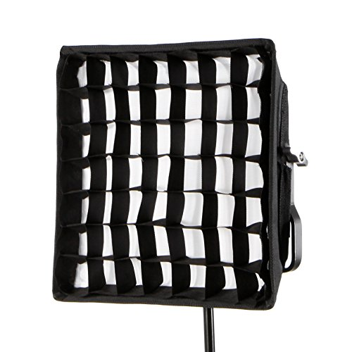 Selens Studio Softbox Diffuser Honeycomb Grid Kit for Selens GE-500 Video Light by Selens