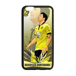 FUNKYCAT Borussia Dortmund Marco Reus No 11 Case for iPhone 6 Plus