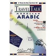 Traveltalk Moroccan Arabic: Travel Survival Kit. 1 Cassette, Audio Guide & Book