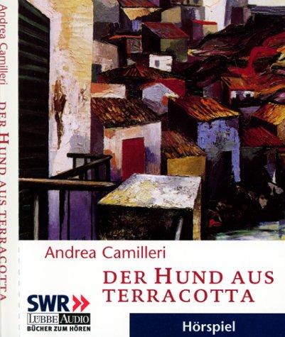Der Hund aus Terracotta, 2 Cassetten Hörkassette – 2001 Andrea Camilleri Daniel Grünberg Gerd Wameling Horst Mendroch