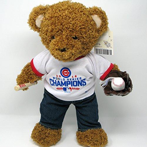 Build A Bear Chicago Cubs World Series