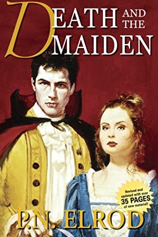 book cover of Death and the Maiden