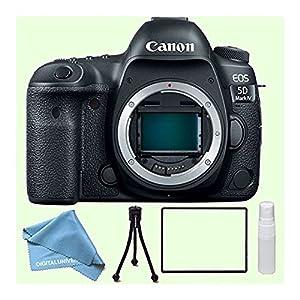Canon EOS 5D Mark IV Body Only w/ DIGITALUNIVERSE KIT