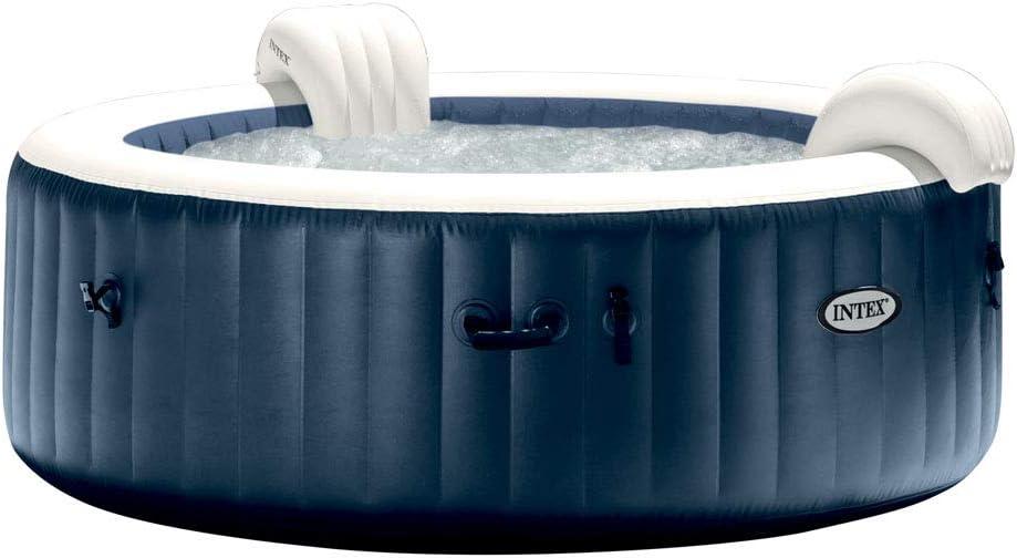 Intex Piscina SPA Hidromasaje Bubble Massage 216 x 71 cm 6 plazas ...
