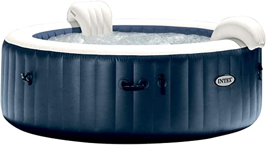Intex Piscina SPA Hidromasaje Bubble Massage 216 x 71 cm 6 ...