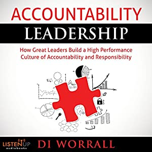 Accountability Leadership Audiobook