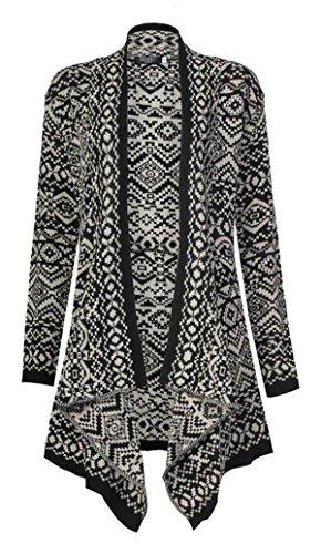 Novelty Cardigan Sweater - 7