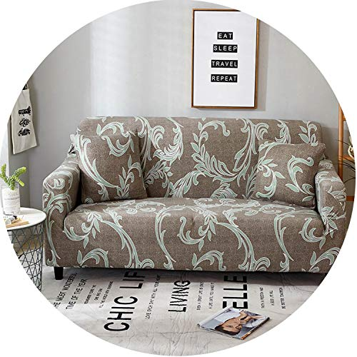 Sofa Cover European Printing Sectional Couch Cover Corner Slipcovers,Color 7,2Pcs Cushion Covers (Outdoor Charlotte Furniture Nc)