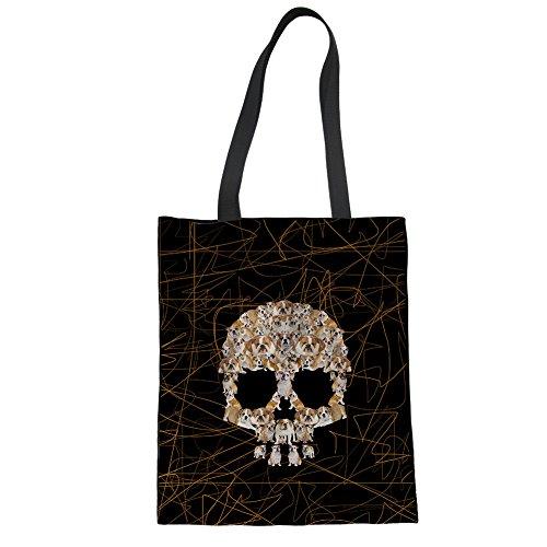 Skull15 Abbracci Da E E nero Idea Viaggio Borsa Skull16 cc3564z22 c84z22 nZa7PZ