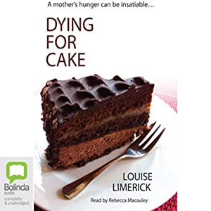Dying for Cake Audiobook