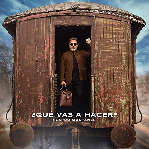 José Luis Rodríguez & Ricardo Montaner Stream or buy for $1.29 · ¿Qué Vas a Hacer?