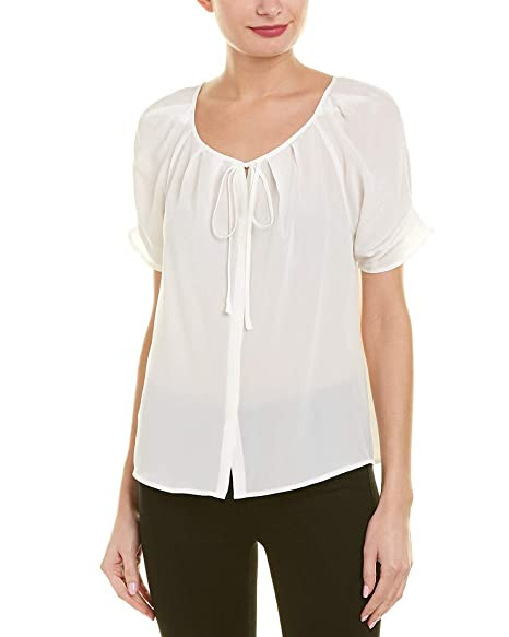 44461598cd5f9 Image Unavailable. Image not available for. Color  Joie Womens Berkeley  Silk Blouse ...
